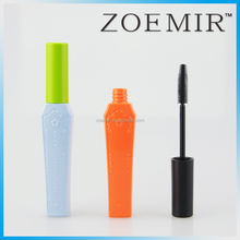 New color mascara container square design packaging tubes mascara