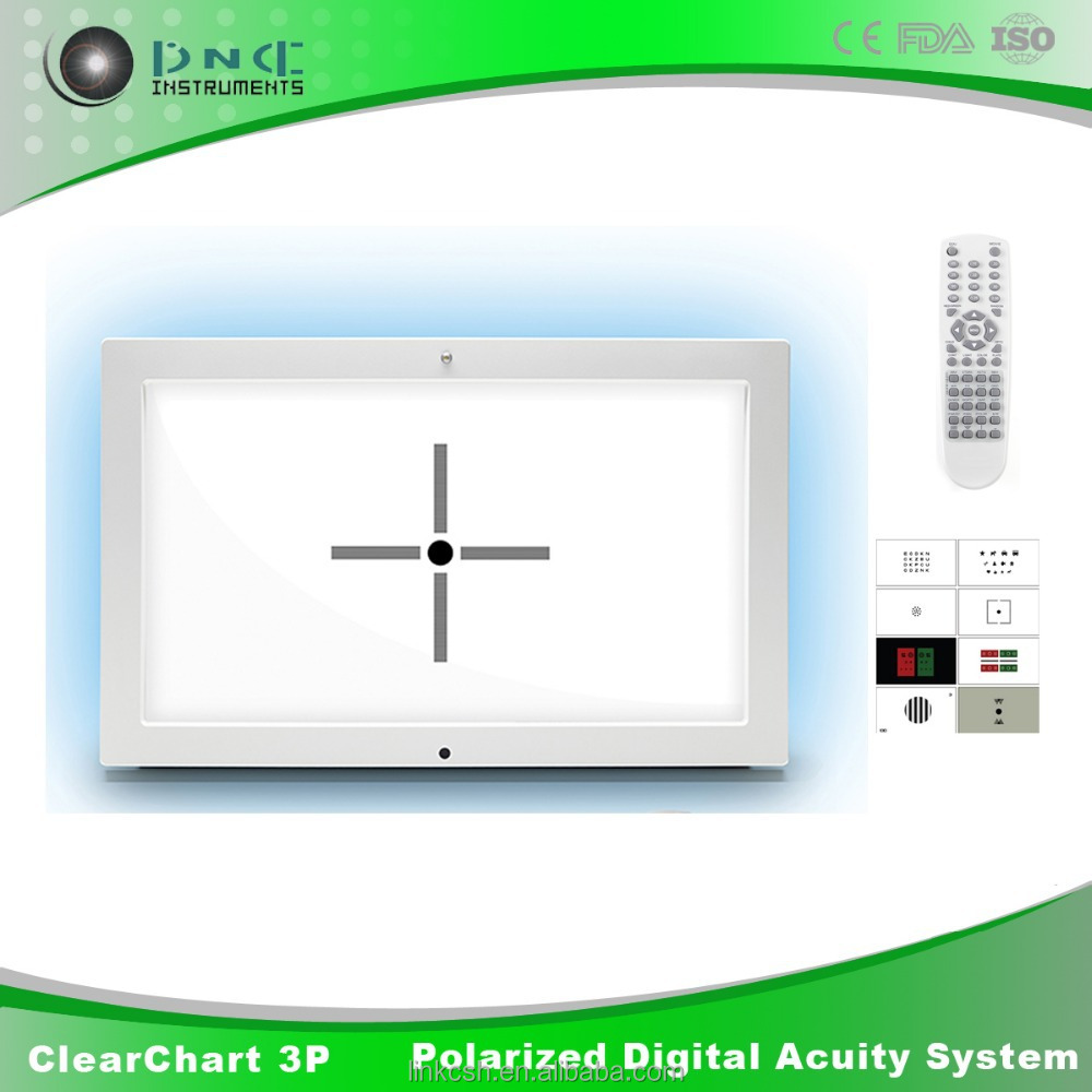 Ophthalmic instrument lcd eye chart buy eye chartlcd vision ophthalmic instrument lcd eye chart buy eye chartlcd vision chartophthalmic eye chart product on alibaba geenschuldenfo Image collections