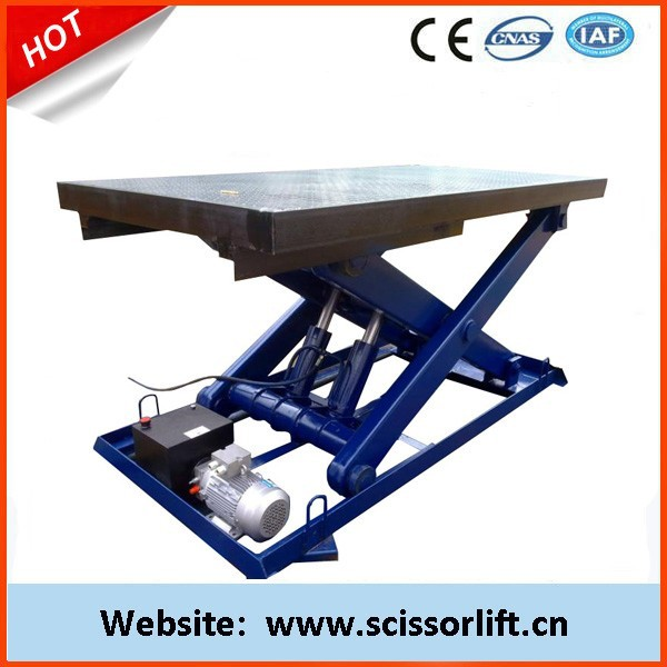 Hydraulic Mini Lift Table Small Scissor Lift Mechanism Design