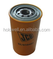 J C B 3CX excavator parts Element fuel filter spin-on 32/919402