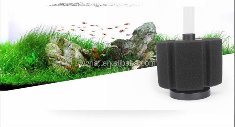 Aquarium sponge bio filter of xy 380 aquarium accessoires for Accessoire aquarium