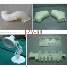 New arrival custom made in China abs modeling cnc machined prototype