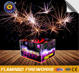 50 shots cake fireworks best prices good quality