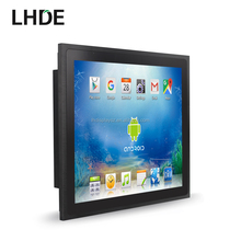 Factory cheap touch screen all in one pc, industrial panel pc android