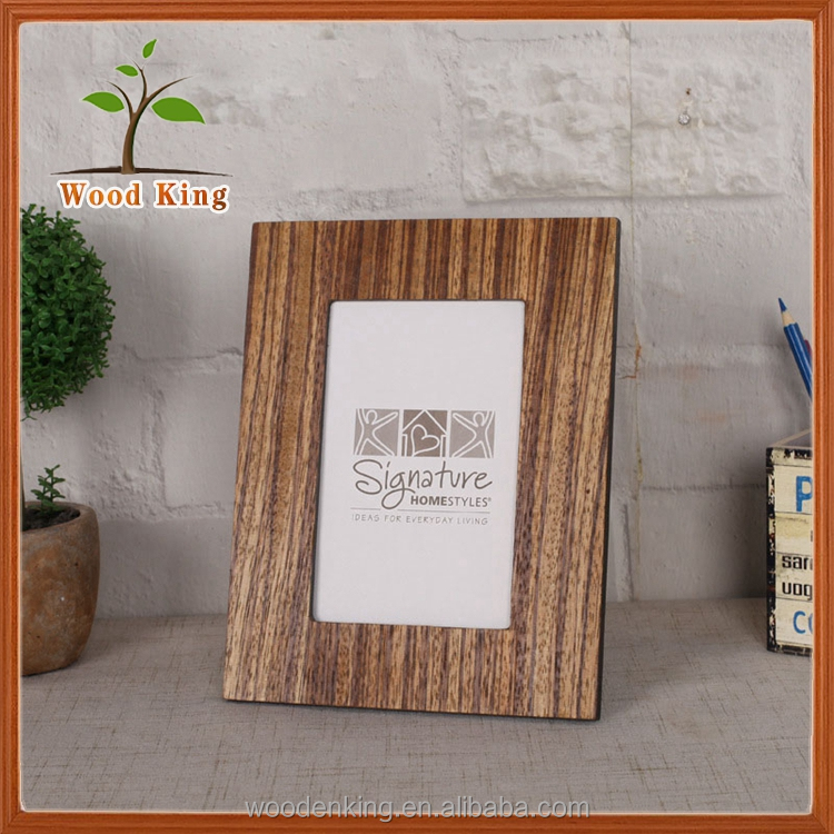 Zakka Creative Household Items Wooden Sixy Photo/Picture Frame
