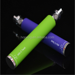 variable voltage e cigs vapor kits wholesale eGo C Twist battery