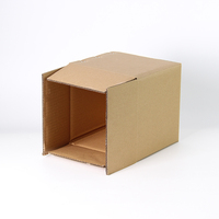 Corrugated Board Folding Standard Export Carton Box Package