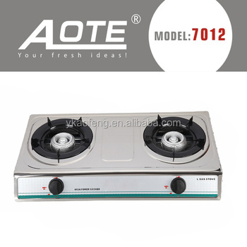 2 Eyes Gas Stove Automatic Shut Off Portable Product On Alibaba