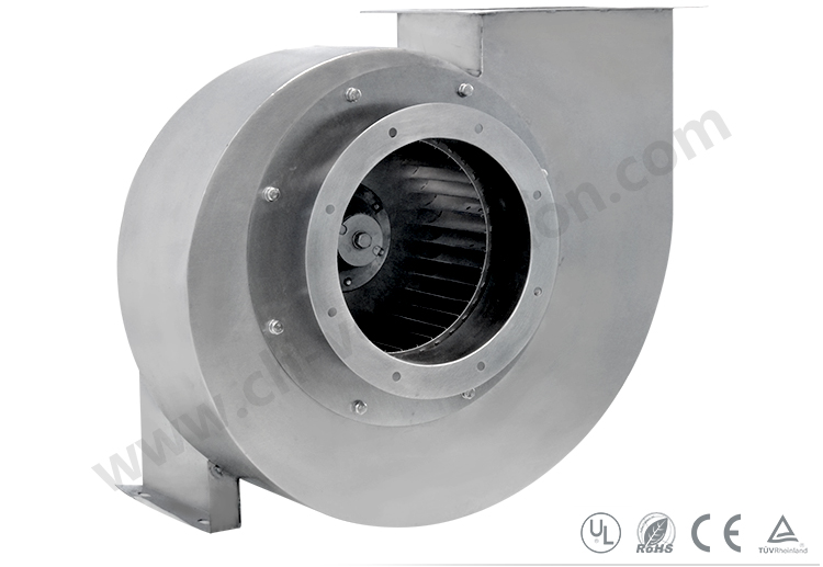 High Volume Fans Blowers : High air volume industrial fans and blowers for