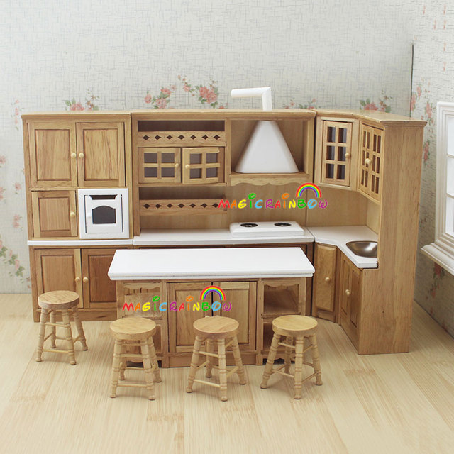 Miniature Kitchen Set Get Home Inteiror House Design Inspiration