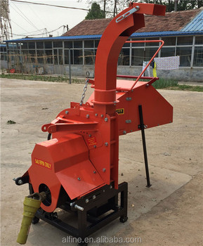 New design high efficiency wood chipper made in china
