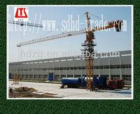4T hydraulic self rising tower crane