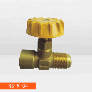 gas cylinder safety valve/cock