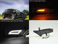 High Power Auto Parts LED side Marker for Por.sche Cayenne 2007-2010