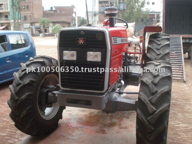 Massey Ferguson Mf 385 Brand New 4 Wheel Drive Tractors