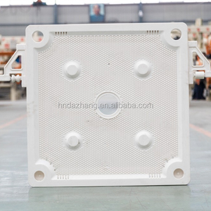 PP Membrane Filter Plate /chamber filter press plate/ plate and frame filter plate