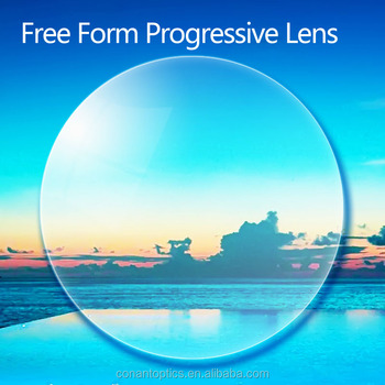 1.67 Free Form Progressive Lens - Buy Freeform,Digital Progressive ...