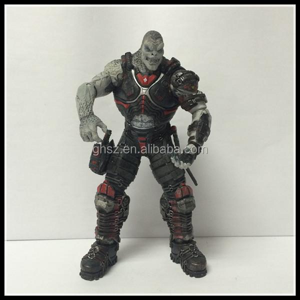 Custom Plastic Gears Of War Action Figurine Action Figure ...