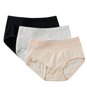 Underwear supplier high quality cotton bulk women underwear
