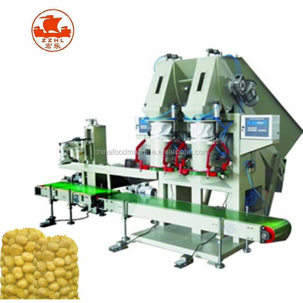 potato onion packing machine 1kg-50kg High Quality