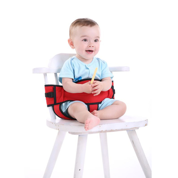 Travel High Chair Toddler Baby Safety Harness Shopping Cart Safety