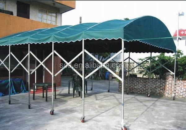 Folding Portable Car Shelter : Car shelter folding foldable portable