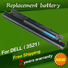 Laptop Battery G019Y MR90Y For Dell 6KP1N 2421 3449 FW1MN for Inspiron 15R (5521) 17 3721 for Vostro 14 15 3000 3549 2521