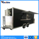 Fast food carts for sale street food vending cart mobile used food trucks stall