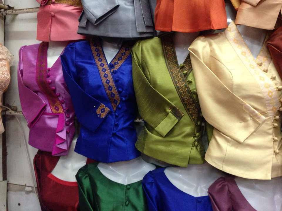 Thailand Silk Blouse Thailand Silk Blouse Manufacturers And