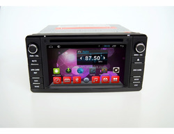 Kaier 2-Din 6 inch android 7.1 car dvd player for Mitsubishi Outlander ,ASX ,Lancer 2013