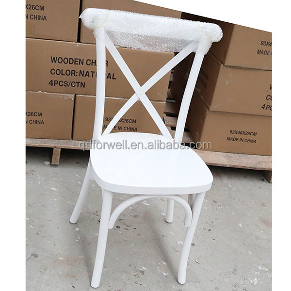 Shabby Seat Bistro Side Chair,Cross Back Wooden Chairs.x Chairs.   Buy Bistro  Side Chair,France Style Loft Chair,Cross Back Chairs Product On Alibaba.com