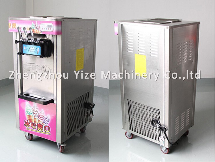 portable soft serve machine