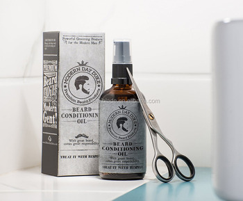 Oem Beard Oil Conditioner And Moisturiser With Argan Oil,The Best Beard Oil  For A Thicker,Fuller,Softer Beard - Buy Beard Conditioner Oil,Beard