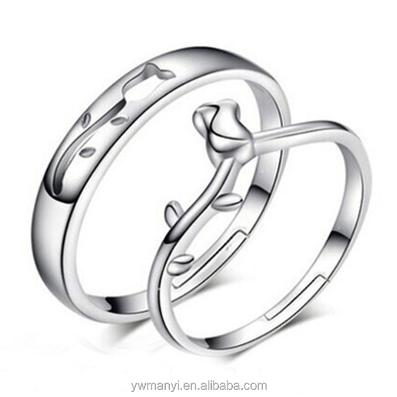 p wood design ring at wedding inlay titanium look rings