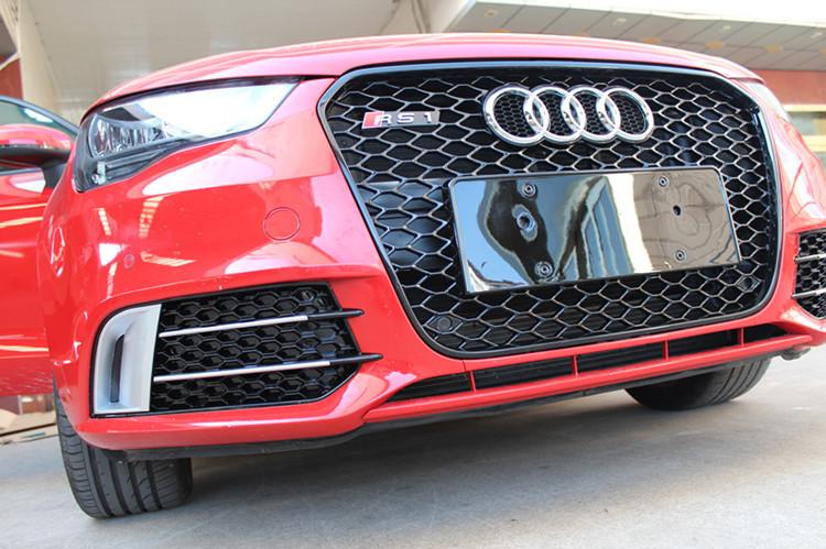 Front Fog Light Cover For Audi A1 S1 Rs1 2013 Fog Lamp Cover Frame