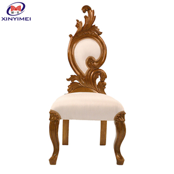 Modern Wood Furniture Tall Wooden Chair Wholesale XYM H92