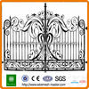 Beautiful European style Metal Gate for villa /cottage new products for 2013