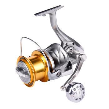 Saltwater Metal Fishing Spinning Reel 30kg Drag - Buy Saltwater Fishing  Reel,Metal Fishing Reel,Spinning Reels Product on Alibaba com