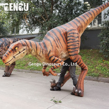 Artificial Realistic Japanese Dinosaur Costume