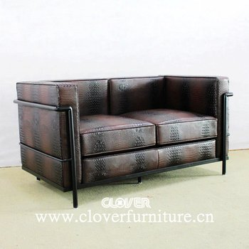 Le Corbusier Lc2 Sofa Zweisitzer - Buy Product on Alibaba.com