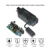Motorcycle 5V 3A 9V 2A 12V 2A SAE To USB Adapter QC 3.0 quick charge Cell Phone Charger