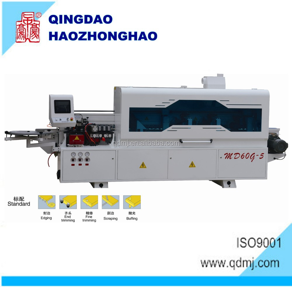 Woodworking Automatic Edge Banding Machine - Buy Edge Banding Machine ...