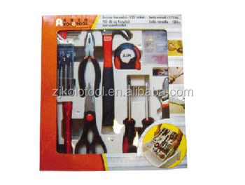 118pcs tool set kit toolskraftwelle germany set power for Who makes power craft tools