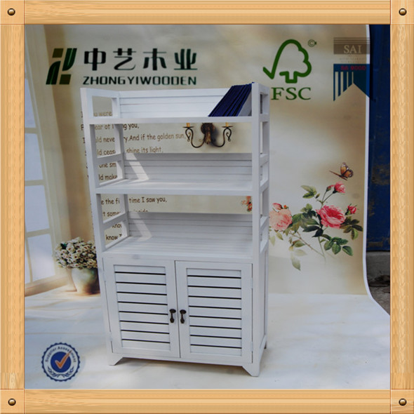 Trade assurance European style New Zebra Design Wooden Cabinet