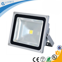 High quality low voltage 12 volt copper landscape path light exterior 30w slim led flood lamp