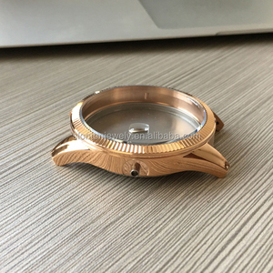 Customize stainless steel 316L watch case for eta movement