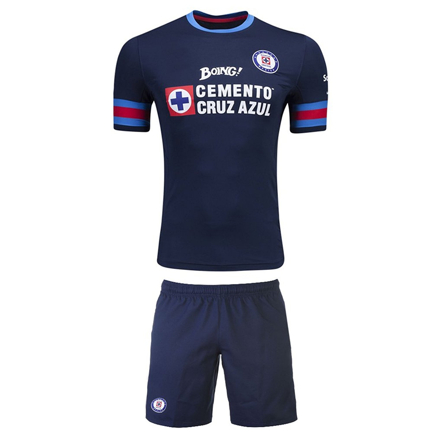 af7602554 Get Quotations · Cruz Azul Third Mens Set 2017 (Jersey and Short Included)