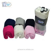 Best quality made in china solid colors kids tights