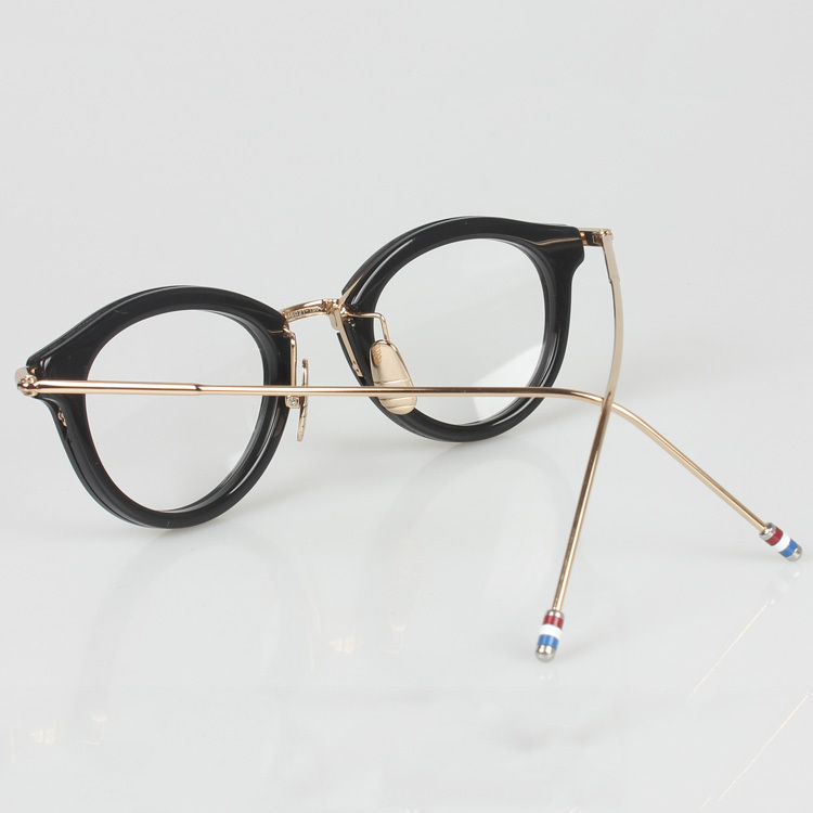 Japanese Eyeglass Frame Designers : 2016 Fashion Round Cycling Eyeglasses Japanese Eyewear ...