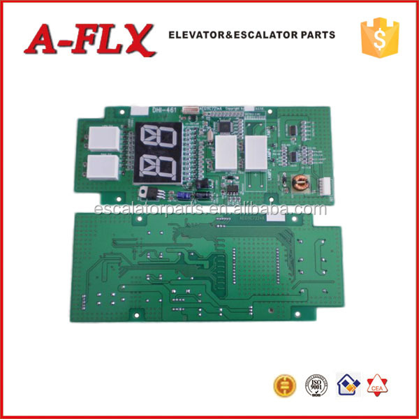 DHI-461 Elevator parts pcb Boards AEG11C721*A for LG elevator parts